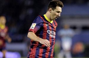 Messi – 500 spotkań w karierze