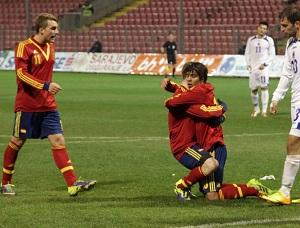 Hiszpania U21 rozbija Bośnię i Hercegowinę