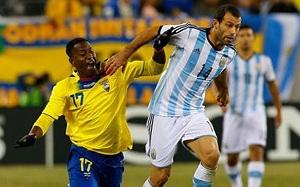 Argentyna odczuła Messidependencię