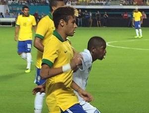 Honduras bez szans z Brazylią