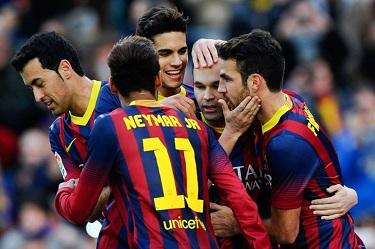 Niezawodnie jak zawsze: FC Barcelona – Granada CF (4:0)