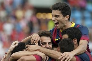 Barça lideruje w tabeli od 49 kolejek z rzędu