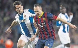 Barça chce przedłużenia Iniesty w grudniu…