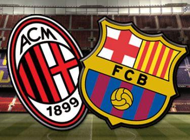 Zapowiedź meczu: FC Barcelona – AC Milan