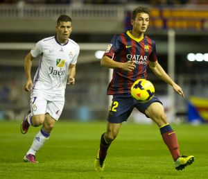 Pech pod bramką: FC Barcelona B – Real Jaén (0-3)