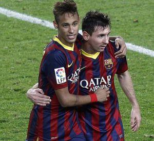 Neymar: Mam nadzieję, że Messi szybko wróci
