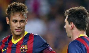 Neymar ma nadzieje na szybki powrót Messiego