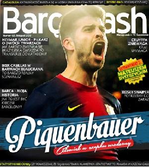 Listopadowe wydanie Barça Flash