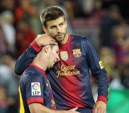 Dwóch piłkarzy Barcelony nominowanych do Drużyny Roku 2013