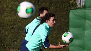 Tydzień z dwoma meczami na Camp Nou