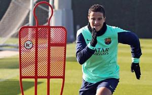 Barça nie wyklucza transferów w zimie