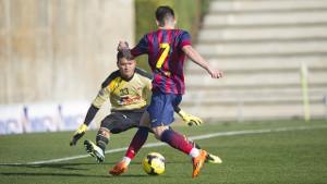 FC Barcelona B – Mitra Kukar FC: Spokojne zwycięstwo (4:0)