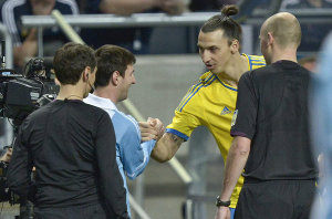 Ibrahimović: PSG byłoby zainteresowane Messim