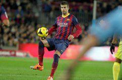 Piqué także chce przejść na emeryturę w Barçy