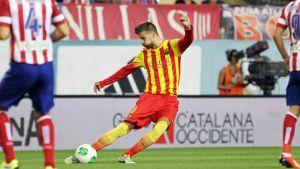 Statystyki z meczu Athletic Club – FC Barcelona