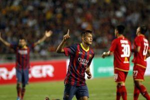 FC Cartagena – FC Barcelona; Składy