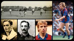 Szkoci w FC Barcelonie