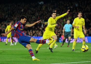 Zapowiedź meczu: FC Barcelona – Villarreal