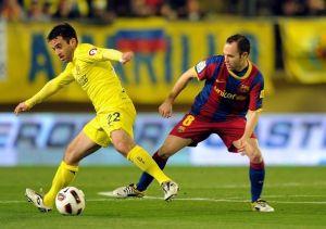 FC Barcelona – Villarreal: Składy