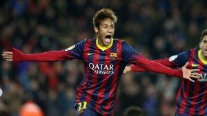 Piłkarze murem za Neymarem