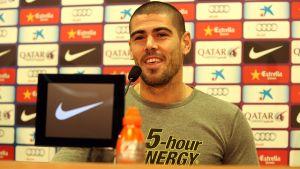 Valdés: Może zagram przeciwko Elche