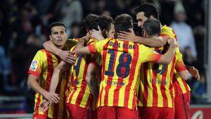 Statystyki z meczu Getafe CF – FC Barcelona