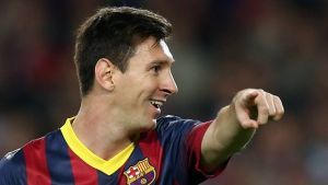 Leo Messi najlepszy według The Guardian