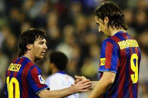 Messi nie rusza się z Barçy