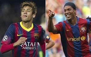 Neymar, kolejny świetny Brazylijczyk w Barcelonie
