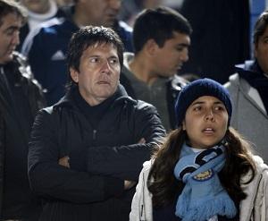 Jorge Messi: Miejsce Leo jest w FC Barcelonie
