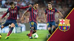 Alba, Alves i Piqué, nominowani do FIFA FIFPro World XI
