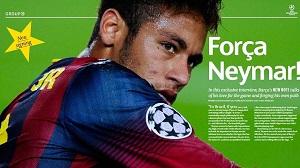 Neymar: Teraz spełniam swoje marzenia