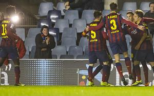 Barça B – Sabadell: Pierwsza wygrana u siebie w ciągu trzech miesięcy (2:0)