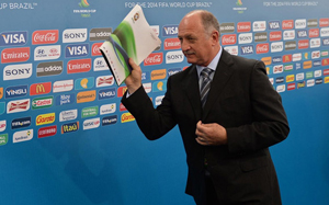 Scolari ujawnił swojego kandydata do zdobycia Złotej Piłki