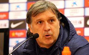 Martino: Zobaczymy jaka będzie forma Barçy i City w lutym
