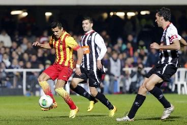 Zapowiedź meczu: FC Barcelona – FC Cartagena