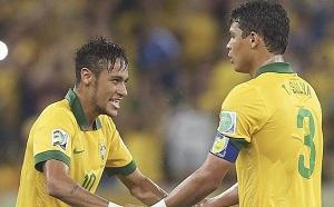 Thiago Silva: Neymar będzie najlepszy