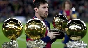 Dziś poznamy finalistów Złotej Piłki