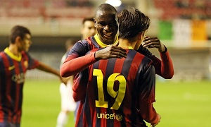 Juvenil A z kolejną wygraną w UEFA Youth League