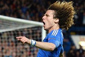 David Luiz w styczniu na Camp Nou