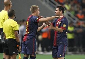 Messi, Neymar, Deulofeu – przerażający atak przyszłości
