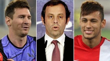 Sprzedadzą Messiego, żeby mieć nowy stadion?