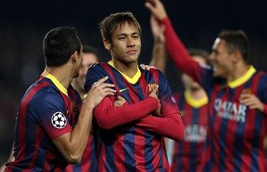 Neymar show: FC Barcelona 6-1 Celtic Glasgow