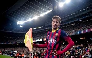 Neymar nie zagra z Getafe