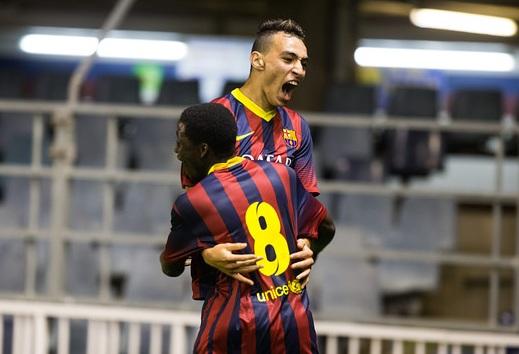 FC Kopenhaga rywalem FC Barcelony