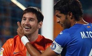 Getafe kolejną przeszkodą w Copa del Rey