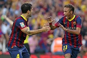 81% wygranych na Camp Nou w 2013 roku