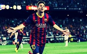 Messi i Valdés wrócą 2 stycznia!