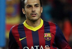 Pedro zamienia minuty na gole