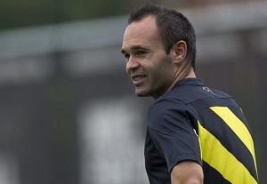 RAC1: Iniesta przedłużył kontrakt!
